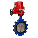 Lug Type Resilient Seated Butterfly Valve